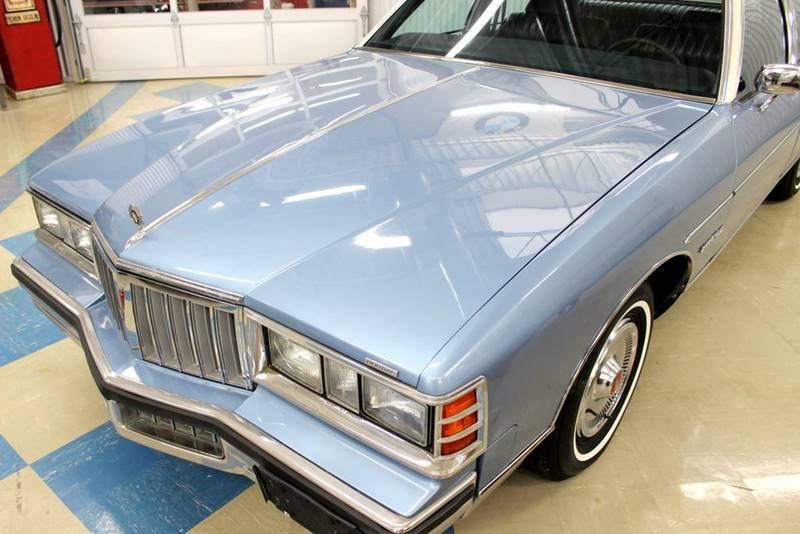 1980 Pontiac Bonneville for sale at Evolve Motors in Chicago IL