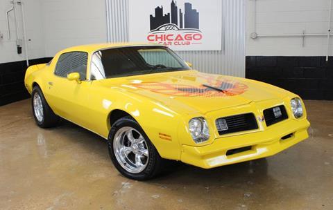 1976 Pontiac Firebird for sale in Chicago, IL