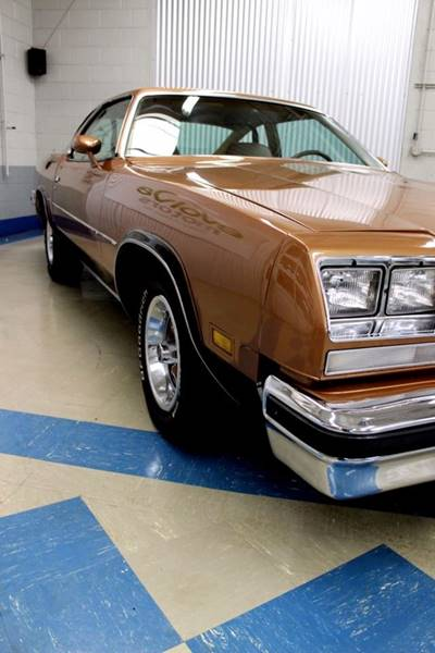 1976 Oldsmobile Cutlass for sale at Evolve Motors in Chicago IL