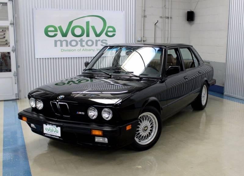 BMW M In Chicago IL Evolve Motors - 1988 bmw m5