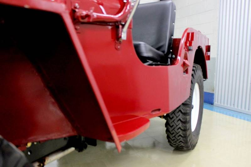 1948 Willys Jeep for sale at Evolve Motors in Chicago IL