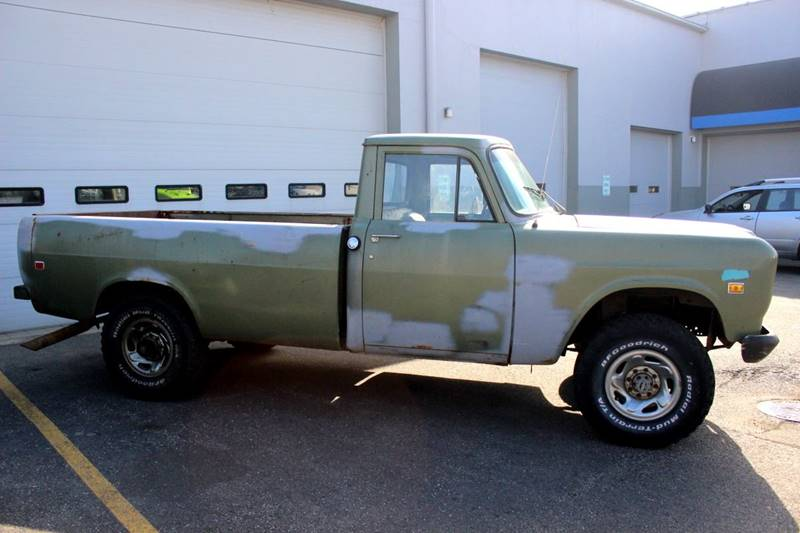 1974 International Harvester 200 for sale at Evolve Motors in Chicago IL
