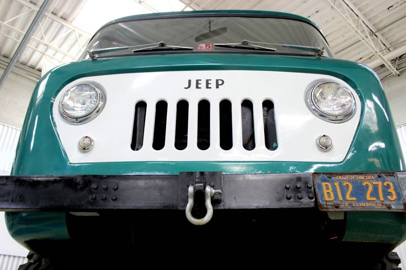 1960 Jeep FC-170 for sale at Evolve Motors in Chicago IL