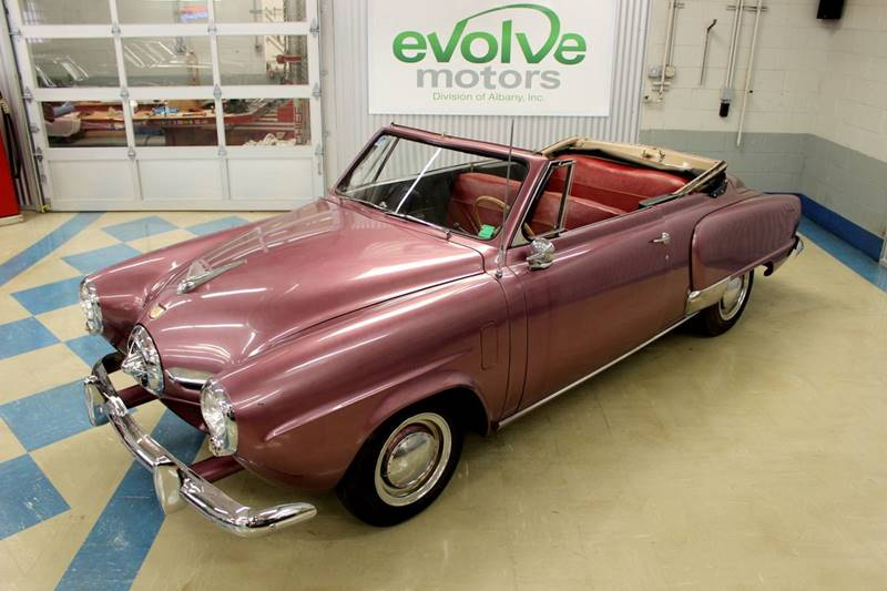 1950 Studebaker Champion for sale at Evolve Motors in Chicago IL