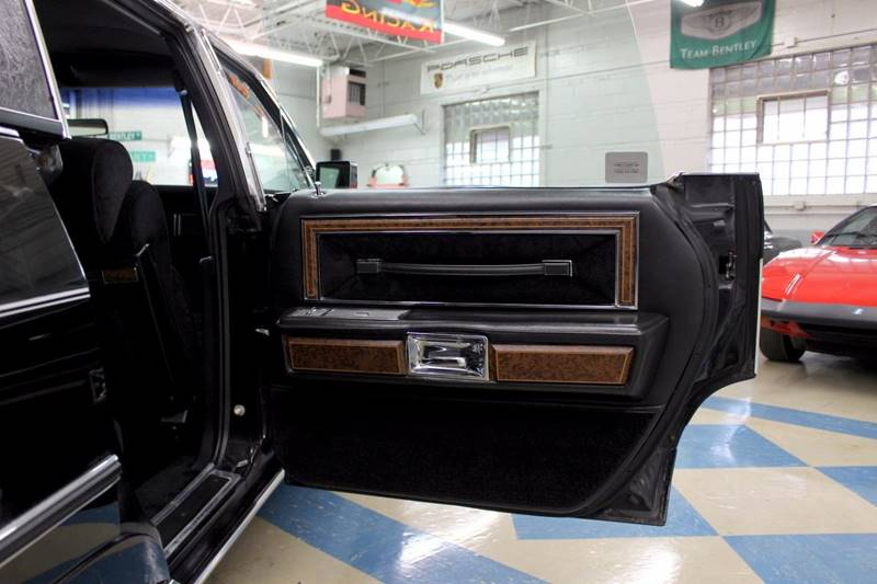 1976 Lincoln Continental for sale at Evolve Motors in Chicago IL