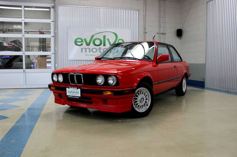 BMW Series Is In Chicago IL Evolve Motors - 1991 bmw