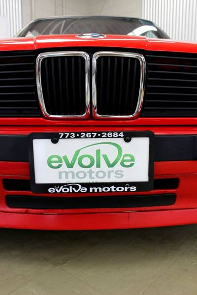 1991 BMW 3 Series for sale at Evolve Motors in Chicago IL