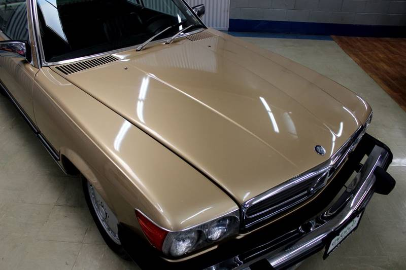 1980 Mercedes-Benz 450-Class for sale at Evolve Motors in Chicago IL