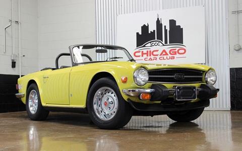 1976 Triumph TR6 for sale in Chicago, IL