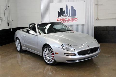 2002 Maserati Spyder for sale in Chicago, IL