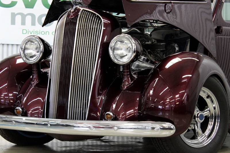 1936 Plymouth Business Coupe for sale at Evolve Motors in Chicago IL