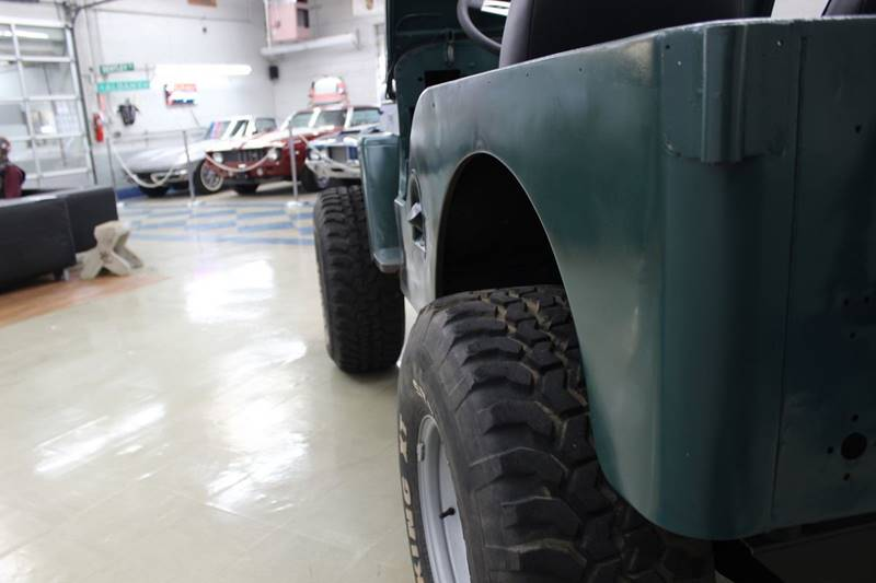 1954 Willys Jeep for sale at Evolve Motors in Chicago IL