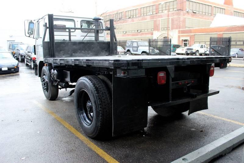 1986 Mack Flatbed for sale at Evolve Motors in Chicago IL