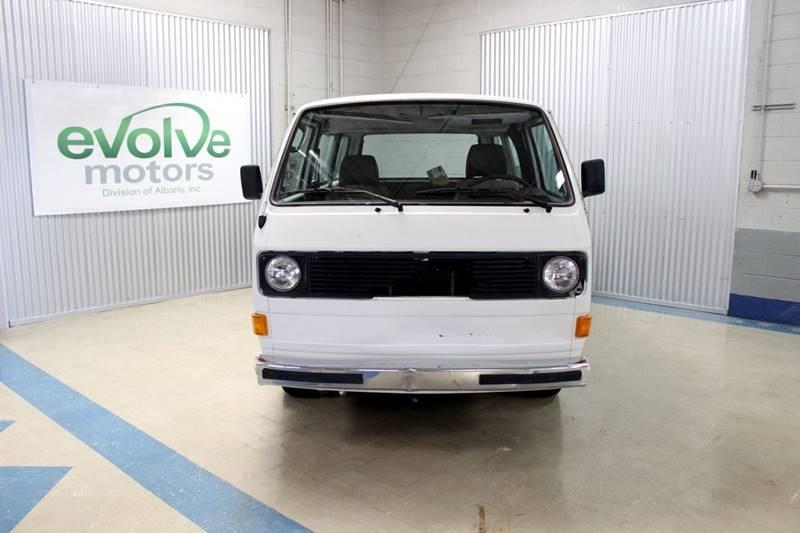 1981 Volkswagen Vanagon for sale at Evolve Motors in Chicago IL