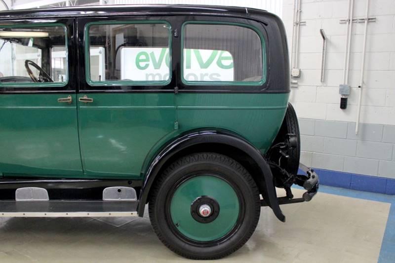 1927 Nash 240 for sale at Evolve Motors in Chicago IL