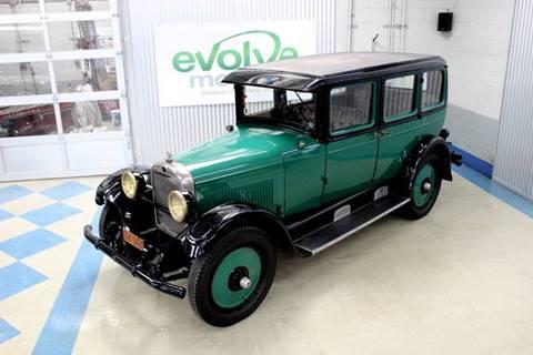 1927 Nash 240