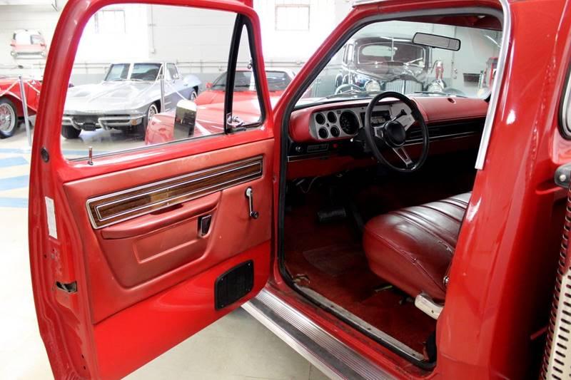 1979 Dodge D150 Pickup for sale at Evolve Motors in Chicago IL