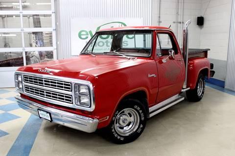 1979 Dodge D150 Pickup