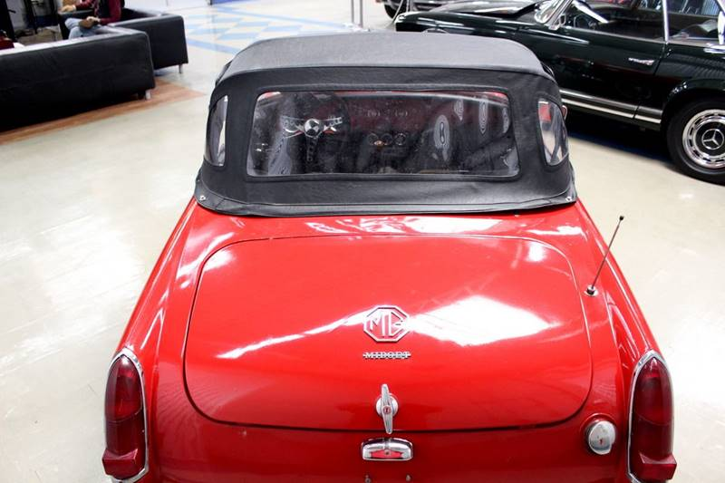 1965 MG Midget for sale at Evolve Motors in Chicago IL