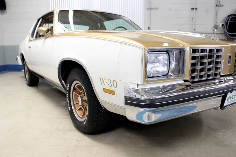 1979 Oldsmobile Cutlass Calais for sale at Evolve Motors in Chicago IL