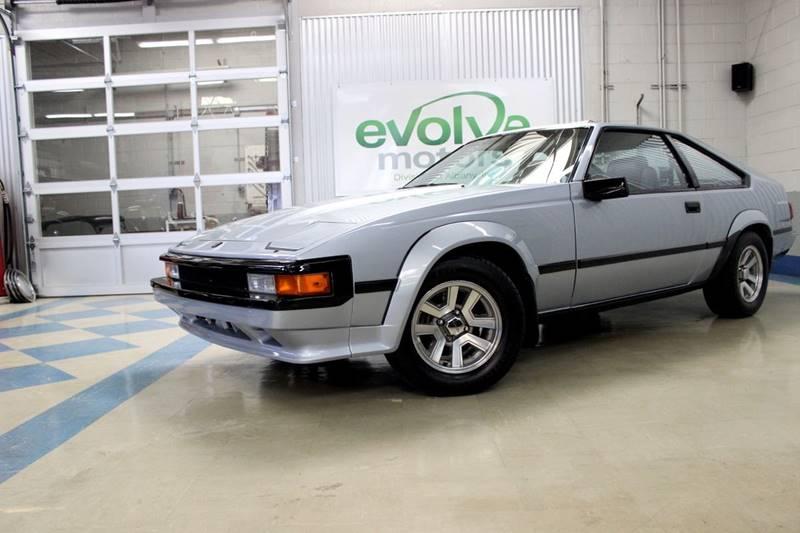 1984 Toyota Celica for sale at Evolve Motors in Chicago IL