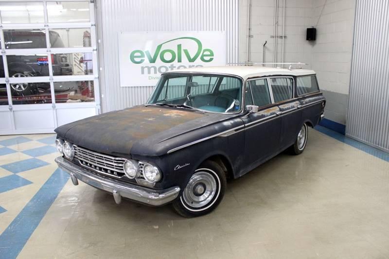 1962 AMC Rambler for sale at Evolve Motors in Chicago IL