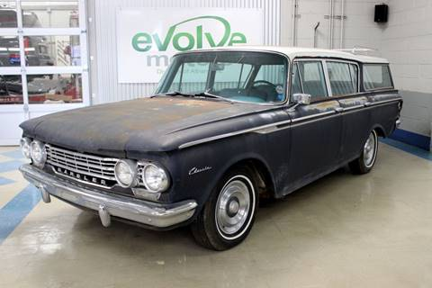 1962 AMC Rambler for sale at Evolve Motors in Chicago IL