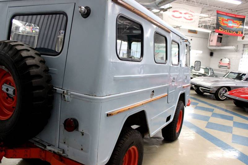 1967 Volvo L3314 HT for sale at Evolve Motors in Chicago IL