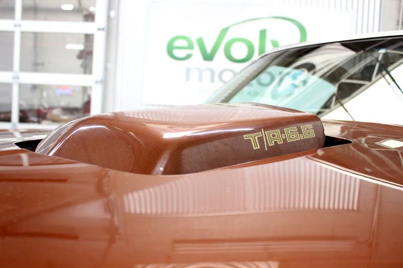1978 Pontiac Trans Am for sale at Evolve Motors in Chicago IL