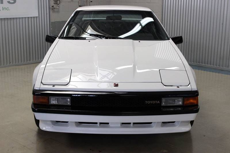 1985 Toyota Celica for sale at Evolve Motors in Chicago IL