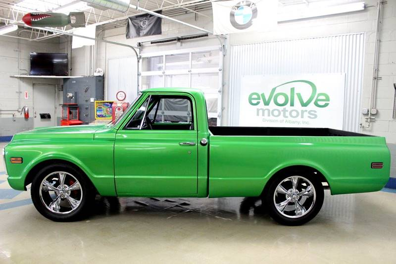 1972 Chevrolet C/K 10 Series for sale at Evolve Motors in Chicago IL