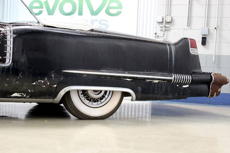 1956 Cadillac Series 62 for sale at Evolve Motors in Chicago IL