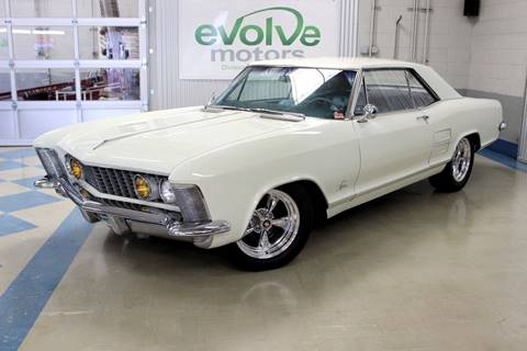 1963 Buick Riviera for sale at Evolve Motors in Chicago IL