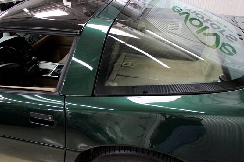 1994 Chevrolet Corvette for sale at Evolve Motors in Chicago IL