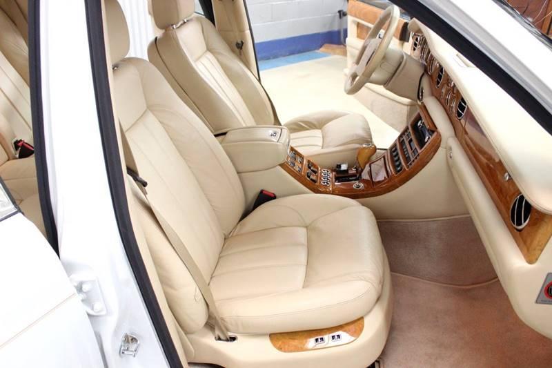 2003 Bentley Arnage for sale at Evolve Motors in Chicago IL