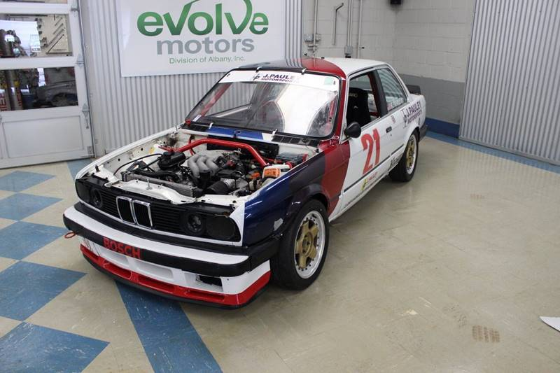 1987 BMW 3 Series for sale at Evolve Motors in Chicago IL
