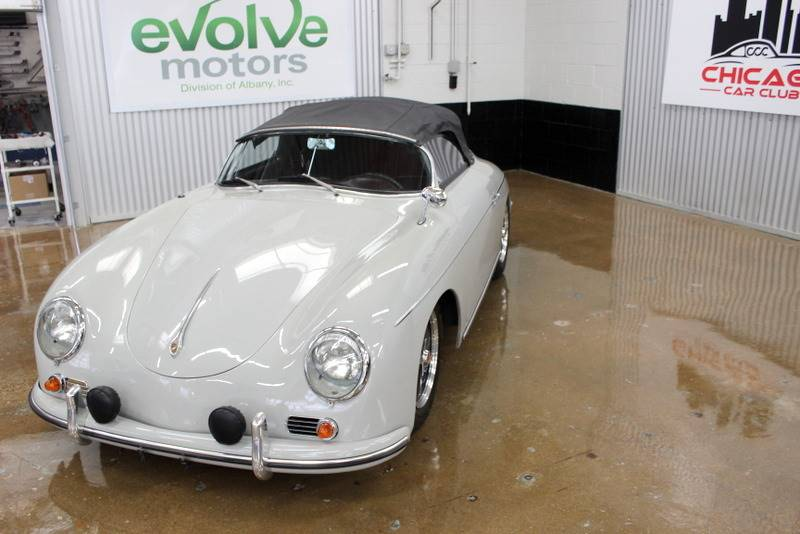 1958 Porsche 356 Speedster for sale at Evolve Motors in Chicago IL