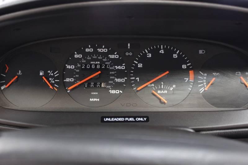 1988 Porsche 944 for sale at Evolve Motors in Chicago IL