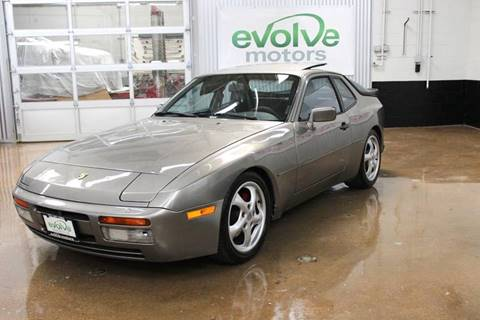 1988 Porsche 944 for sale at Evolve Motors in Chicago IL
