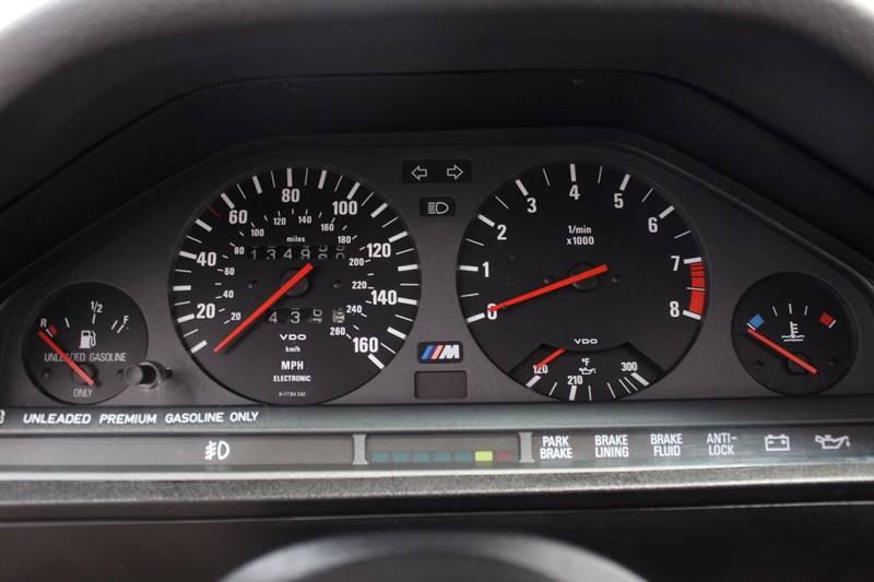 1988 BMW M3 2dr Coupe - Chicago IL
