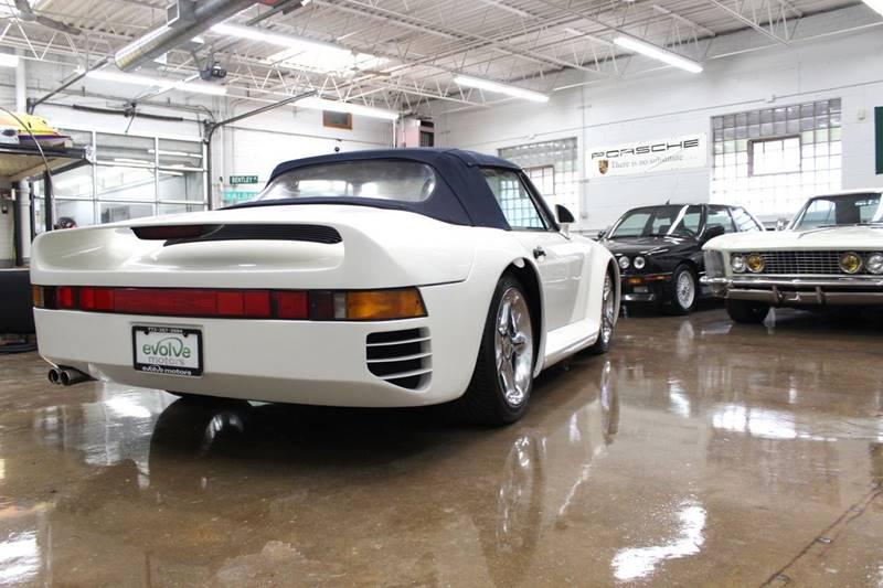 1988 Porsche 911 for sale at Evolve Motors in Chicago IL
