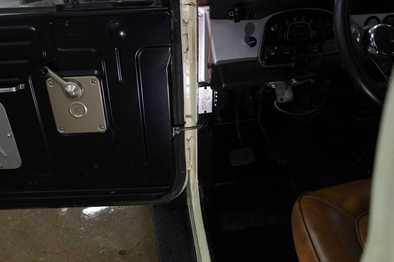 1973 Toyota Land Cruiser for sale at Evolve Motors in Chicago IL