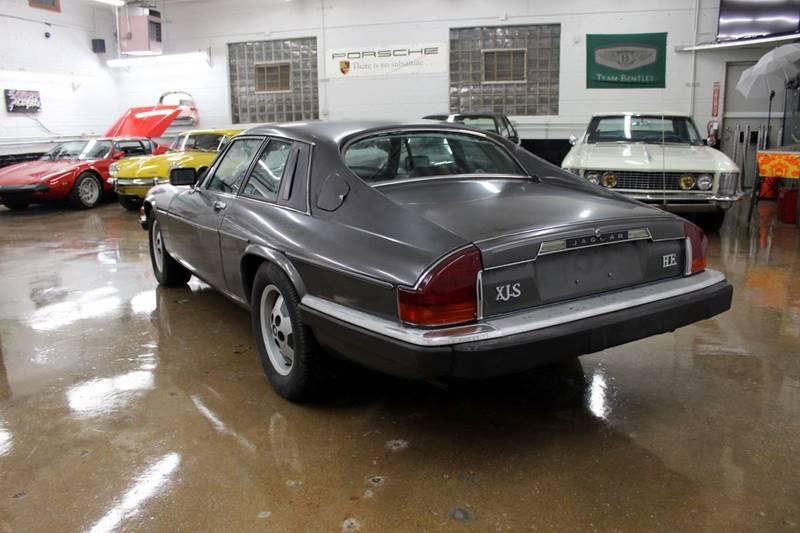 1985 Jaguar XJS for sale at Evolve Motors in Chicago IL