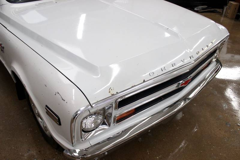 1968 Chevrolet Suburban for sale at Evolve Motors in Chicago IL