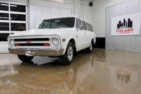 1968 Chevrolet Suburban for sale at Evolve Motors in Chicago IL
