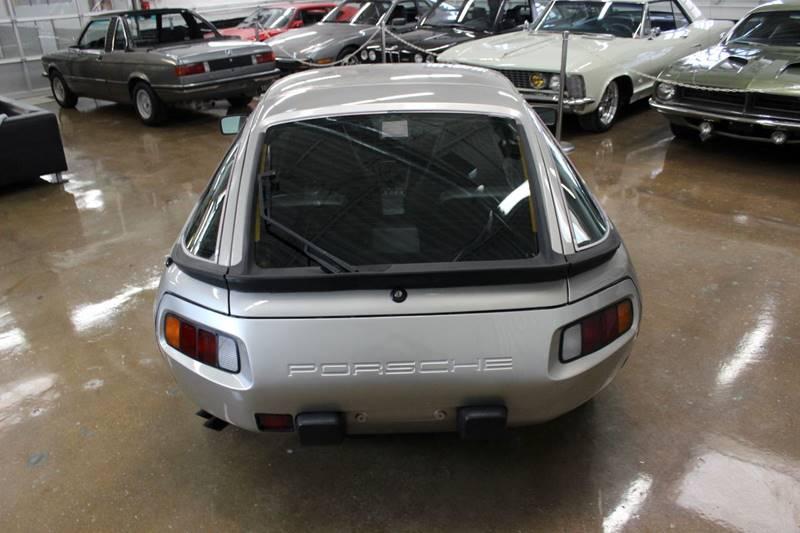 1981 Porsche 928 for sale at Evolve Motors in Chicago IL