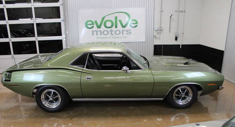 1970 Plymouth Barracuda for sale at Evolve Motors in Chicago IL