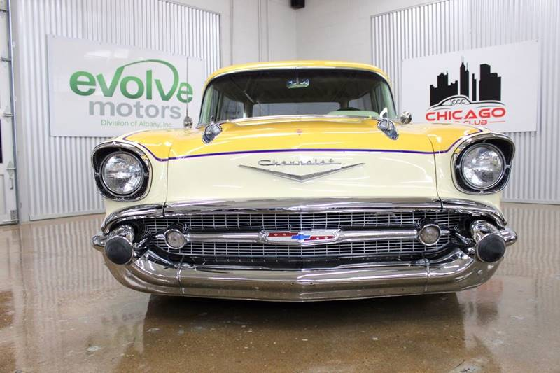 1957 Chevrolet 210 for sale at Evolve Motors in Chicago IL