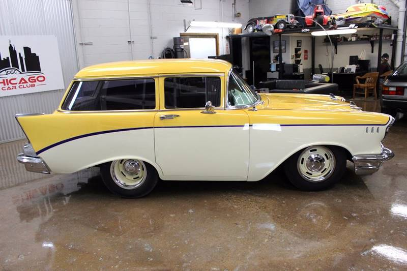 1957 Chevrolet 210 Shorty - Chicago IL