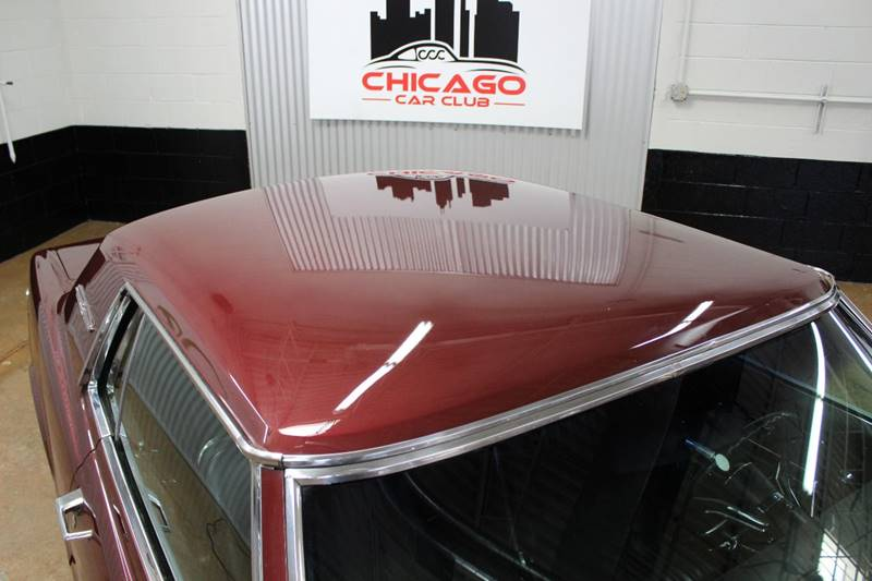 1967 Ford Thunderbird for sale at Evolve Motors in Chicago IL